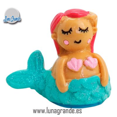 Bálsamo labial Sirena Purpurina
