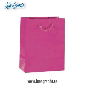 Bolsa de Lujo con asa de algodón