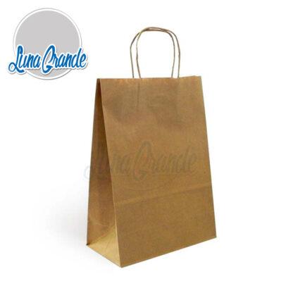 Bolsa de papel kraft para regalos