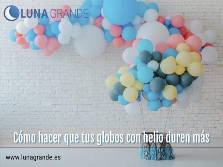 Decora tus fiestas con globos
