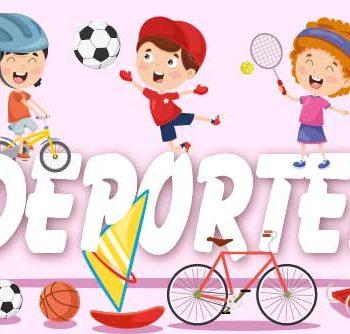 Fiesta Temática Deportiva