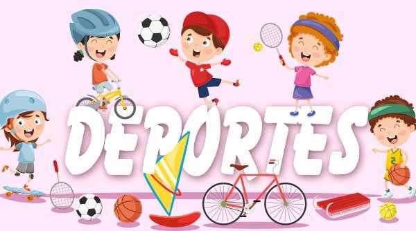 Fiesta Infantil temática deportes