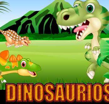 Fiesta Temática Dinosaurios