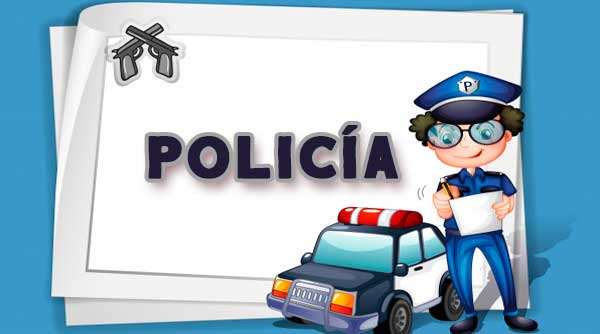 Fiesta Infantil temática Polica
