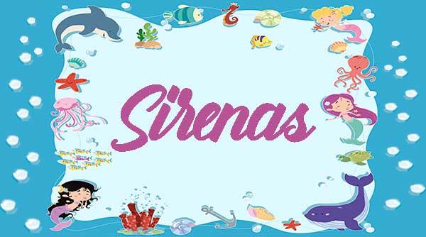Fiesta temática infantil Sirenas