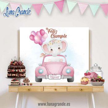 Fondo Mesas Dulces - Candy bar Cumpleaños infantil