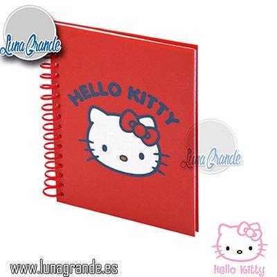 Libreta Hello Kitty