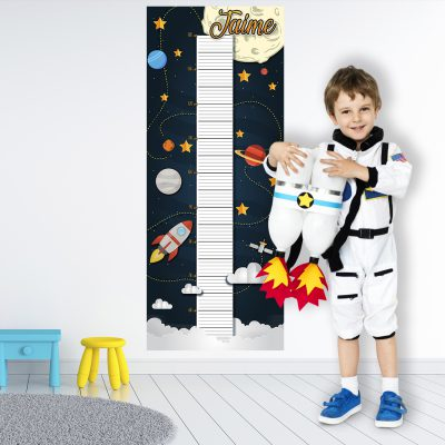 Medidor infantil personalizado