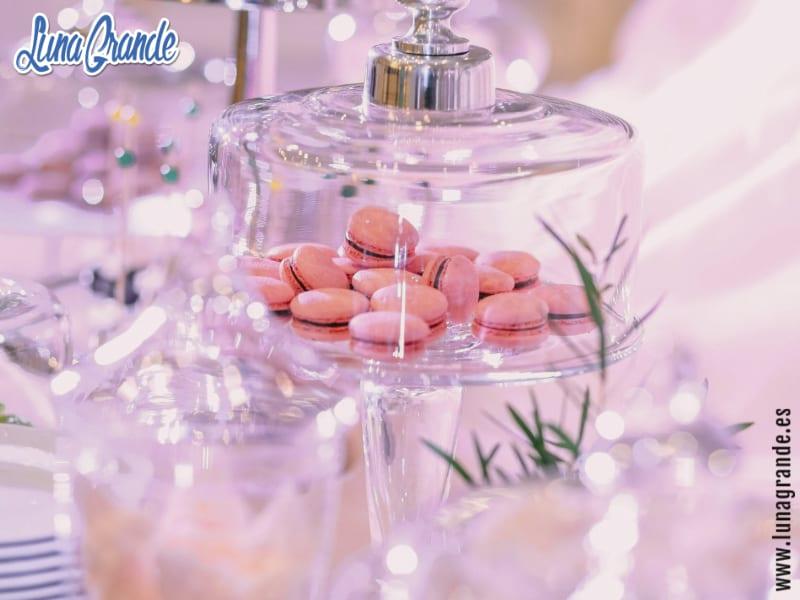 Mesas dulces - Candy bar para fiestas