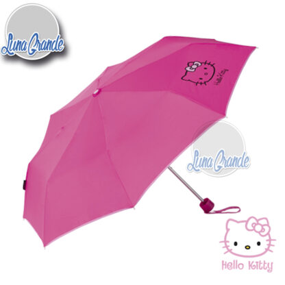 Paraguas extensible Hello Kitty