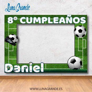 Photocall Cumpleaños fútbol