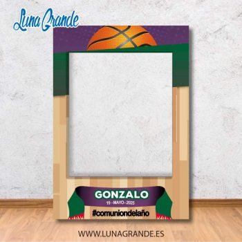 Photocall Marco Baloncesto Personalizado