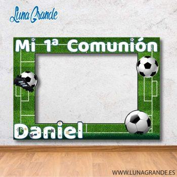 Photocall Marco Futbol Recortado