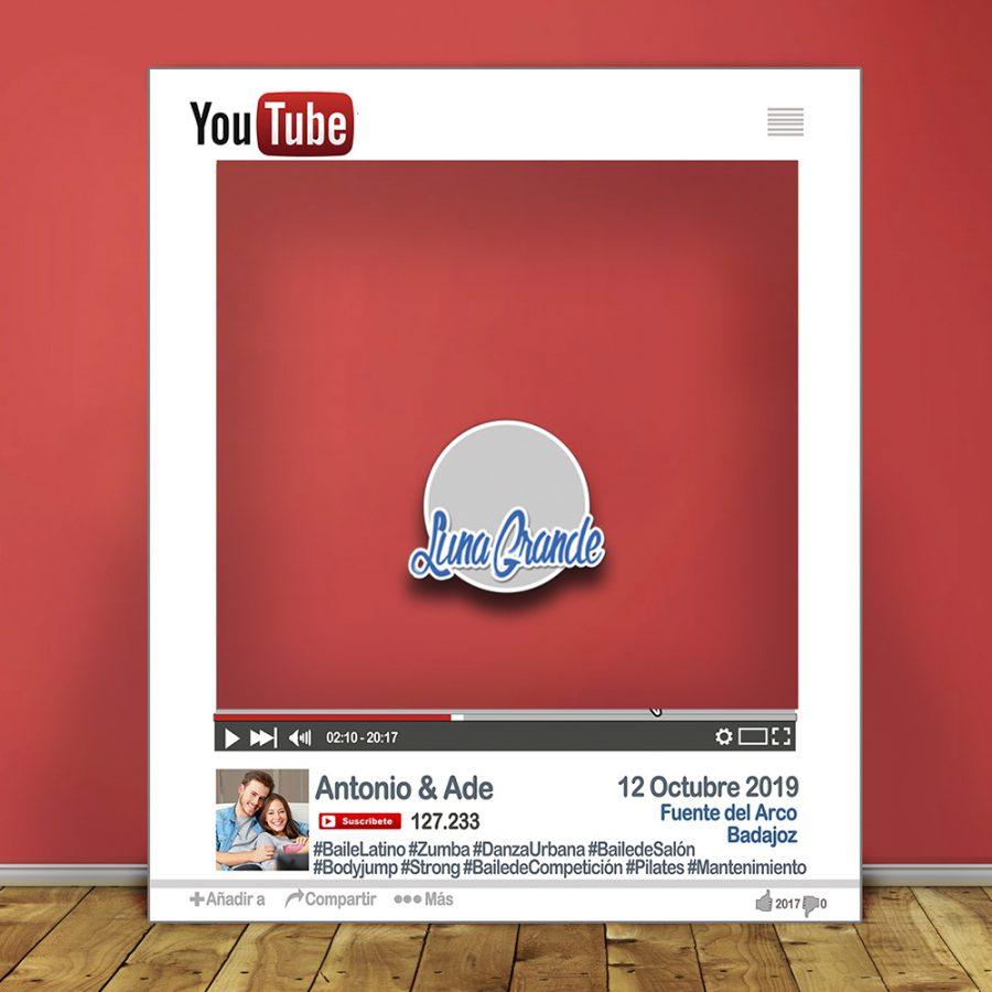 photocall marco 100 x 120 youtube