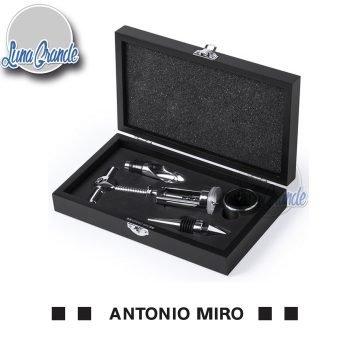 Set de Vinos Antonio Miró 4 piezas