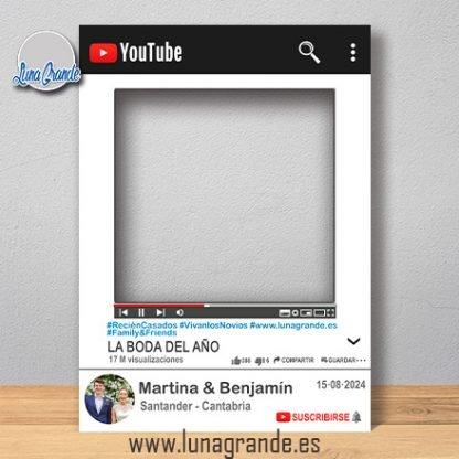 Photocall Marco Youtube