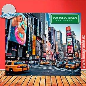 Photocall Económico Lona Nueva York